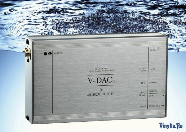 Musical Fidelity V-DAC II в продаже!