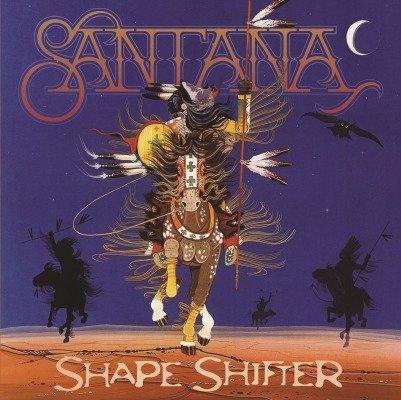 Shape Shifter Сантаны выходит на виниле